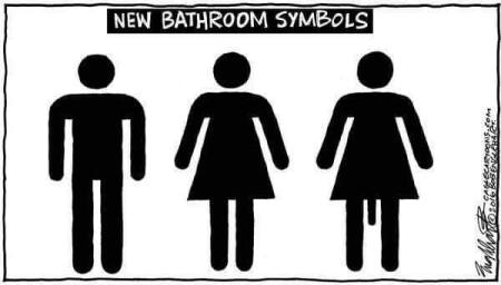 Obama bathrooms C